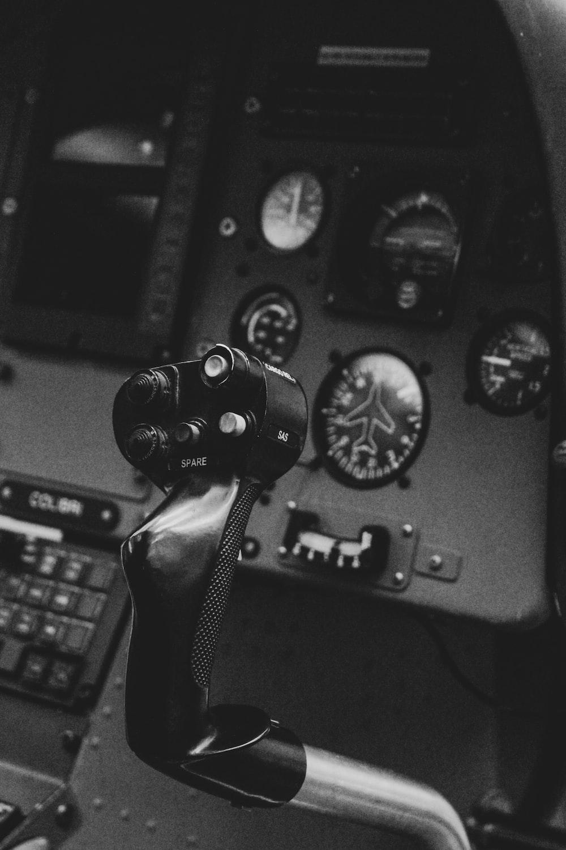 black plane controller