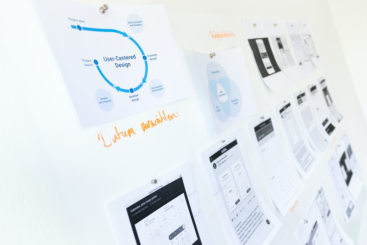 The design thinking process for better UX design