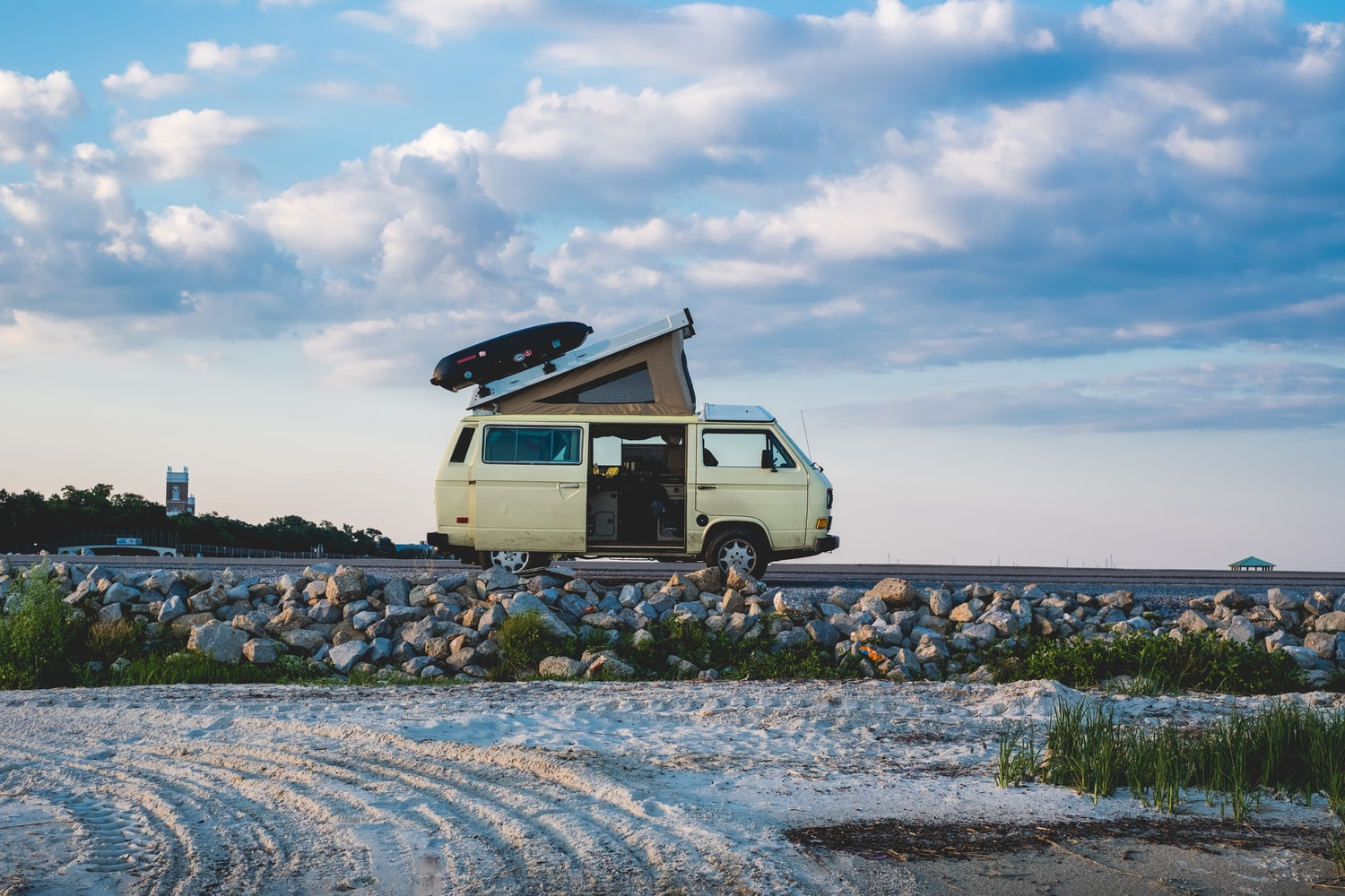 learning how to live in an RV