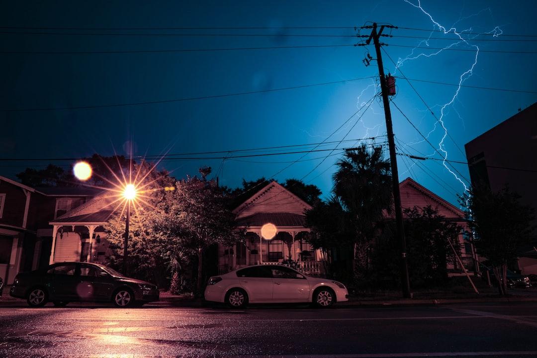 Downtown Lightning