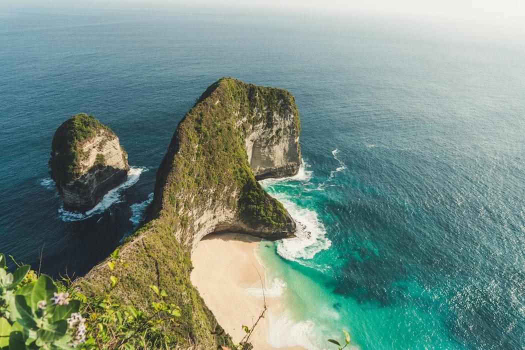 Nusa penida Lombok Indonesia