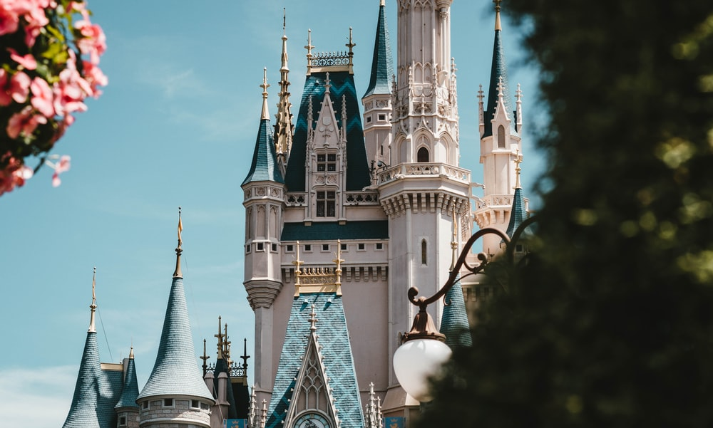 Castle, building, architecture and disney | HD photo by