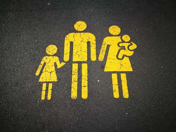 Families Aren't All Perfect