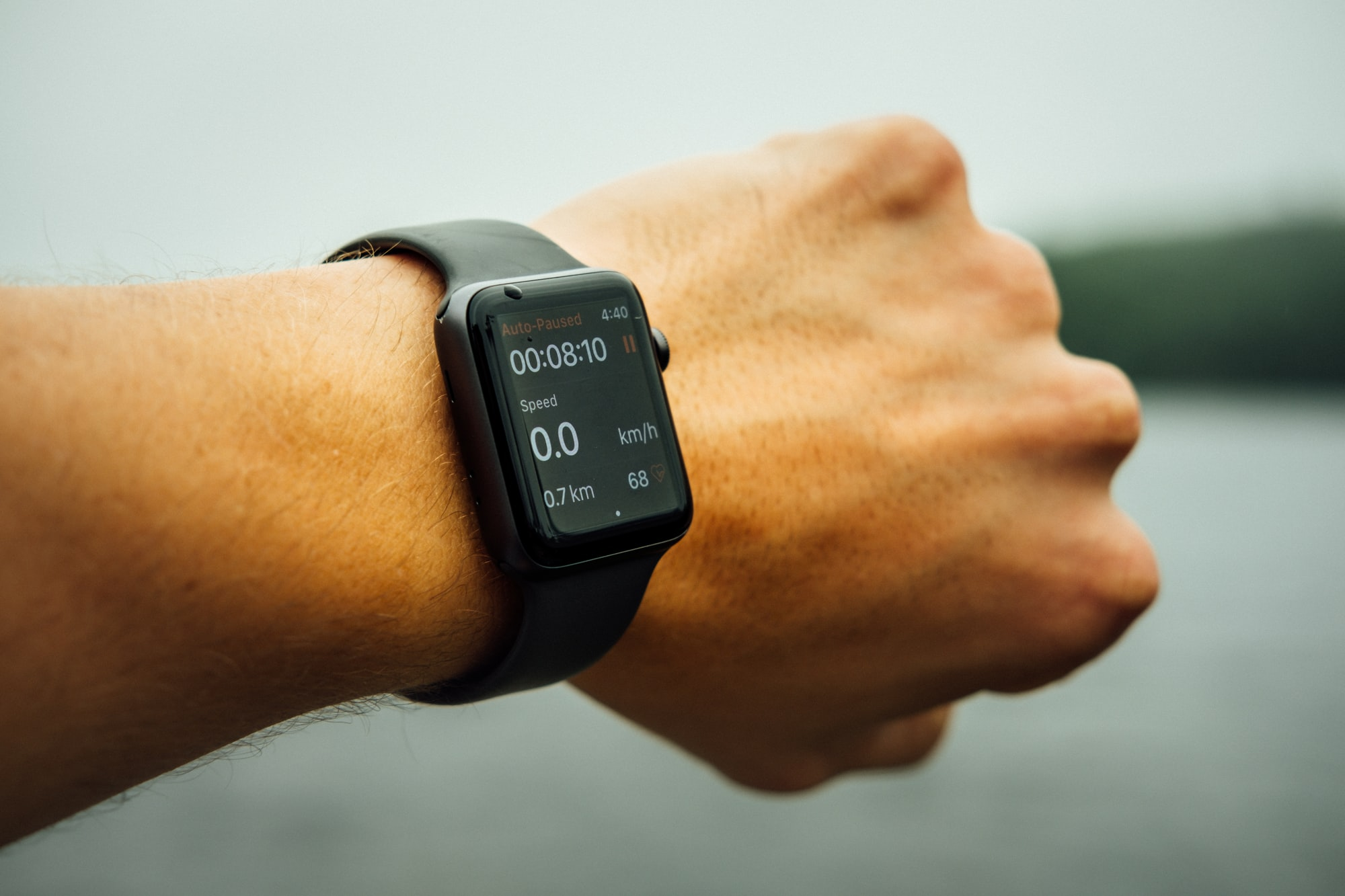 Creating laps and segments in Strava on Apple Watch