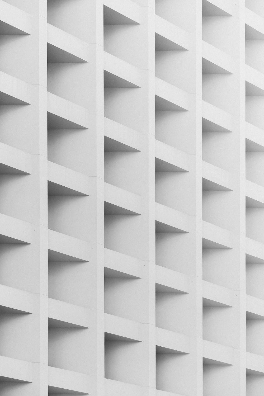 white cubby shelf