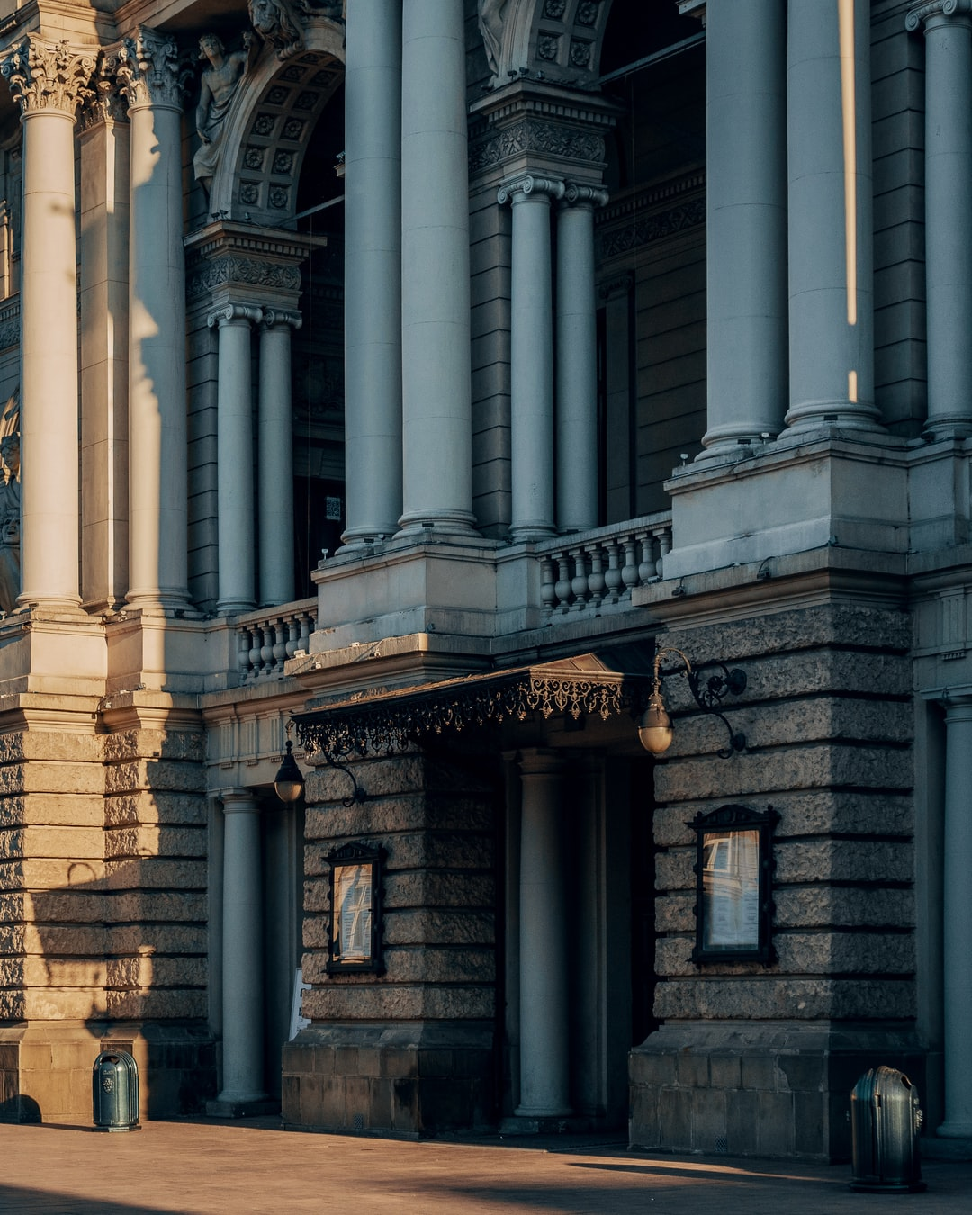 06:00 AM, Early Morning. The Lviv Opera opened on October 4, 1900. The cultural elite—painters, writers, and composers, as well as delegations from various European theatres—attended the opening festivities.