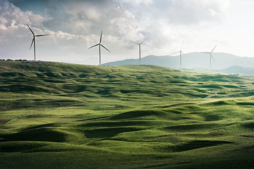 In erneuerbare Energien investieren mit ETFs