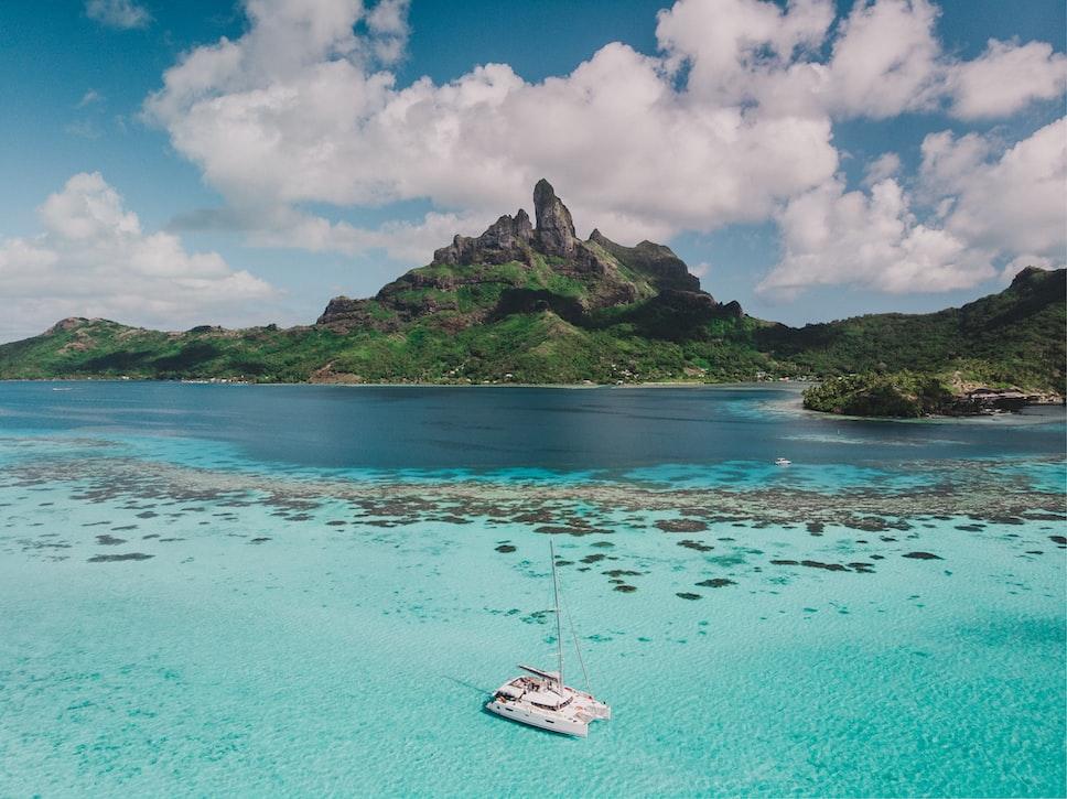 La Polynésie Française - Où partir