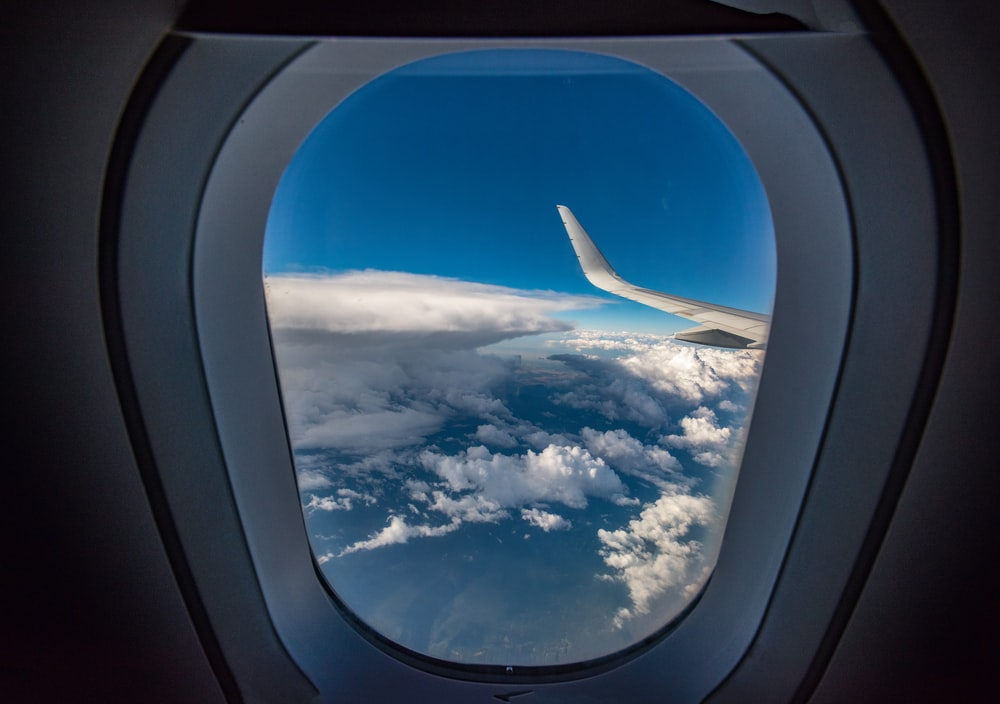 Airplane Window View Pictures Download Free Images On Unsplash