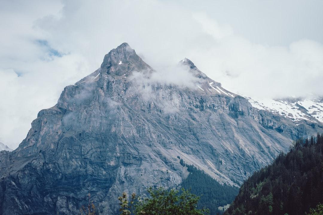 Scout camp Kandersteg