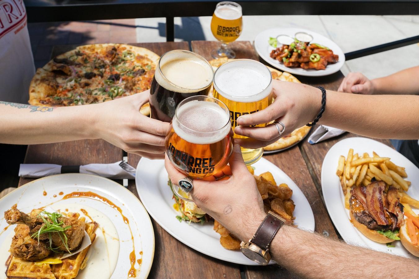 מרימים לחיים - השפעות האלכוהול על השרירים