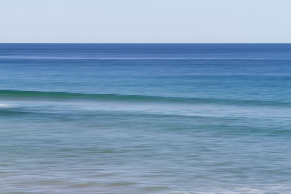 blue sea water at day time