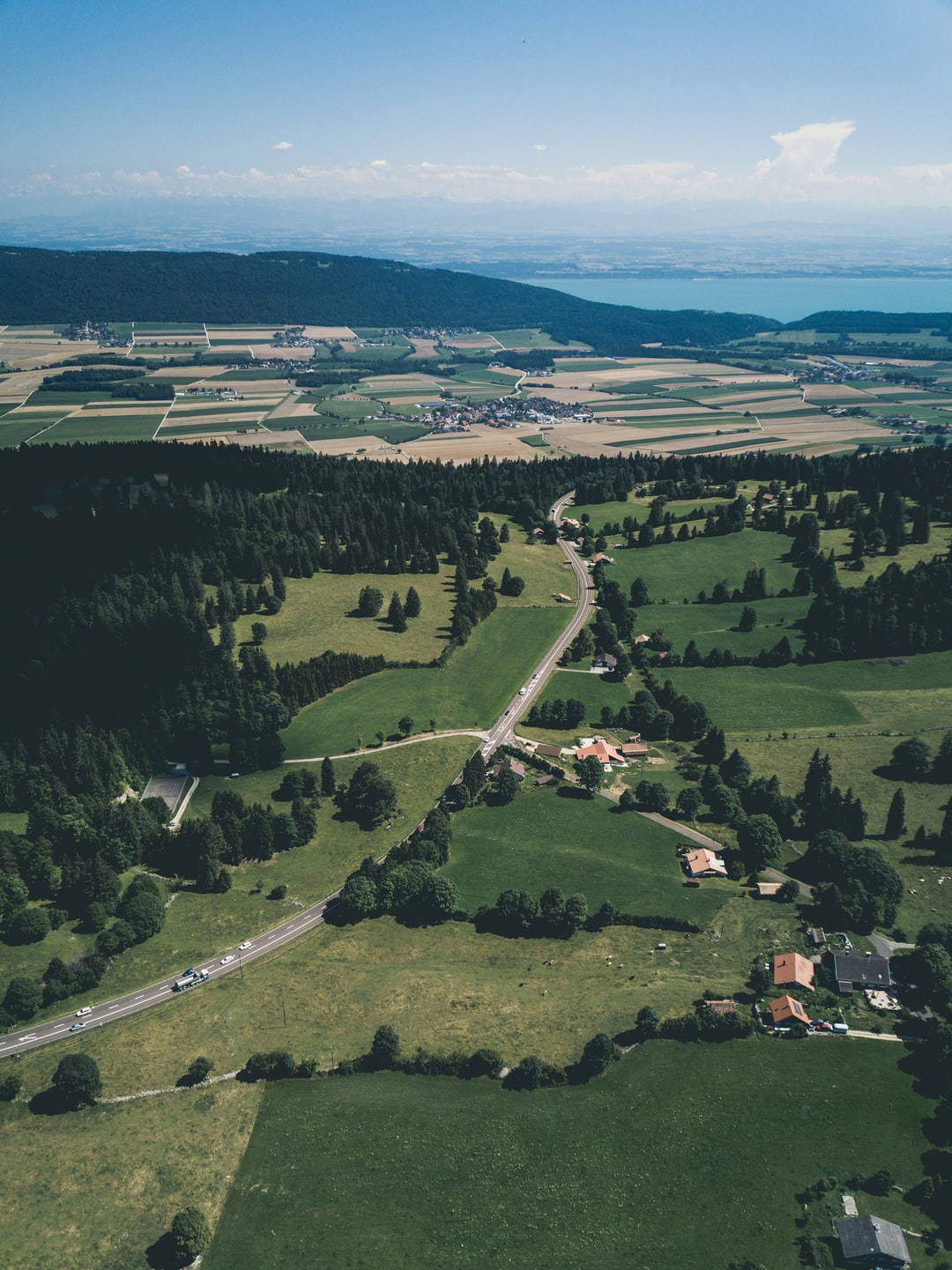 Vue des Alpes - Neuchâtel
