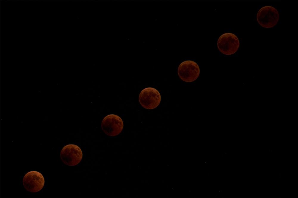 Lunar allignment