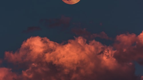 Would you love me still if I told you the sun is in love with the moon: Just like me and you