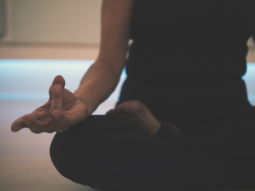 Private Yoga & Guided Meditation Appointment