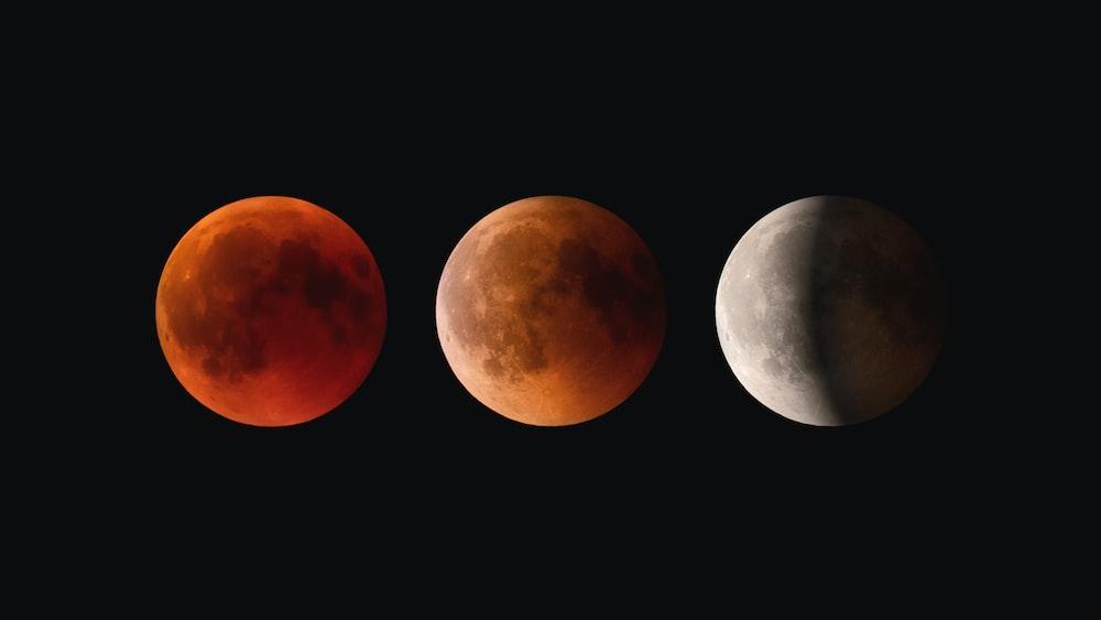 several moons