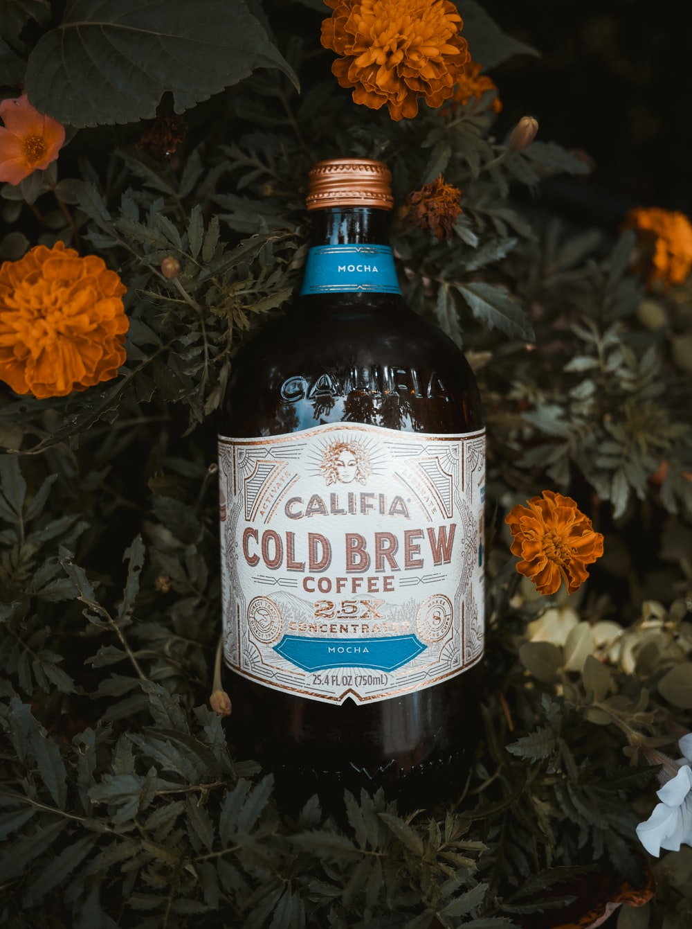 Califia Cold Brew Coffee bottle