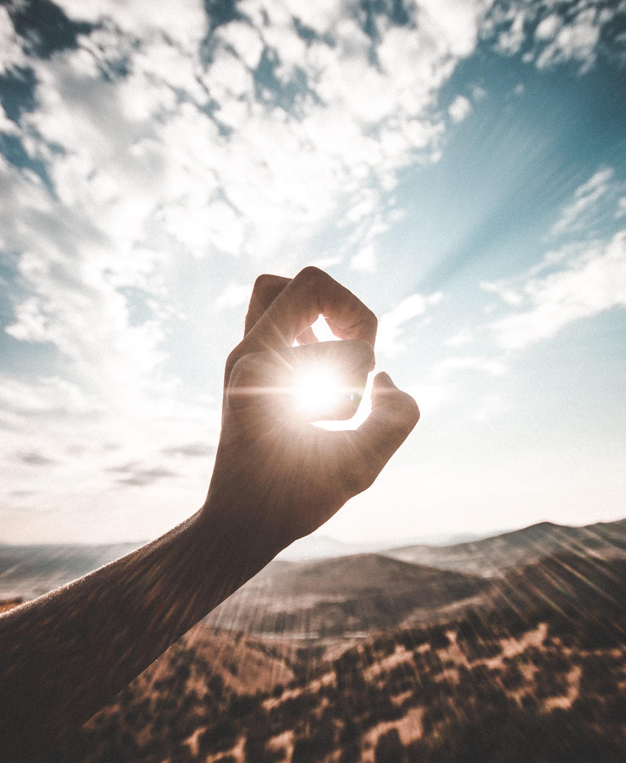 愛は太陽の如く
