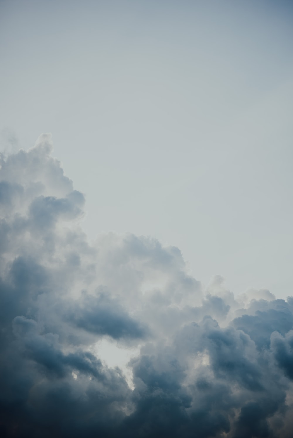 photo of clouds
