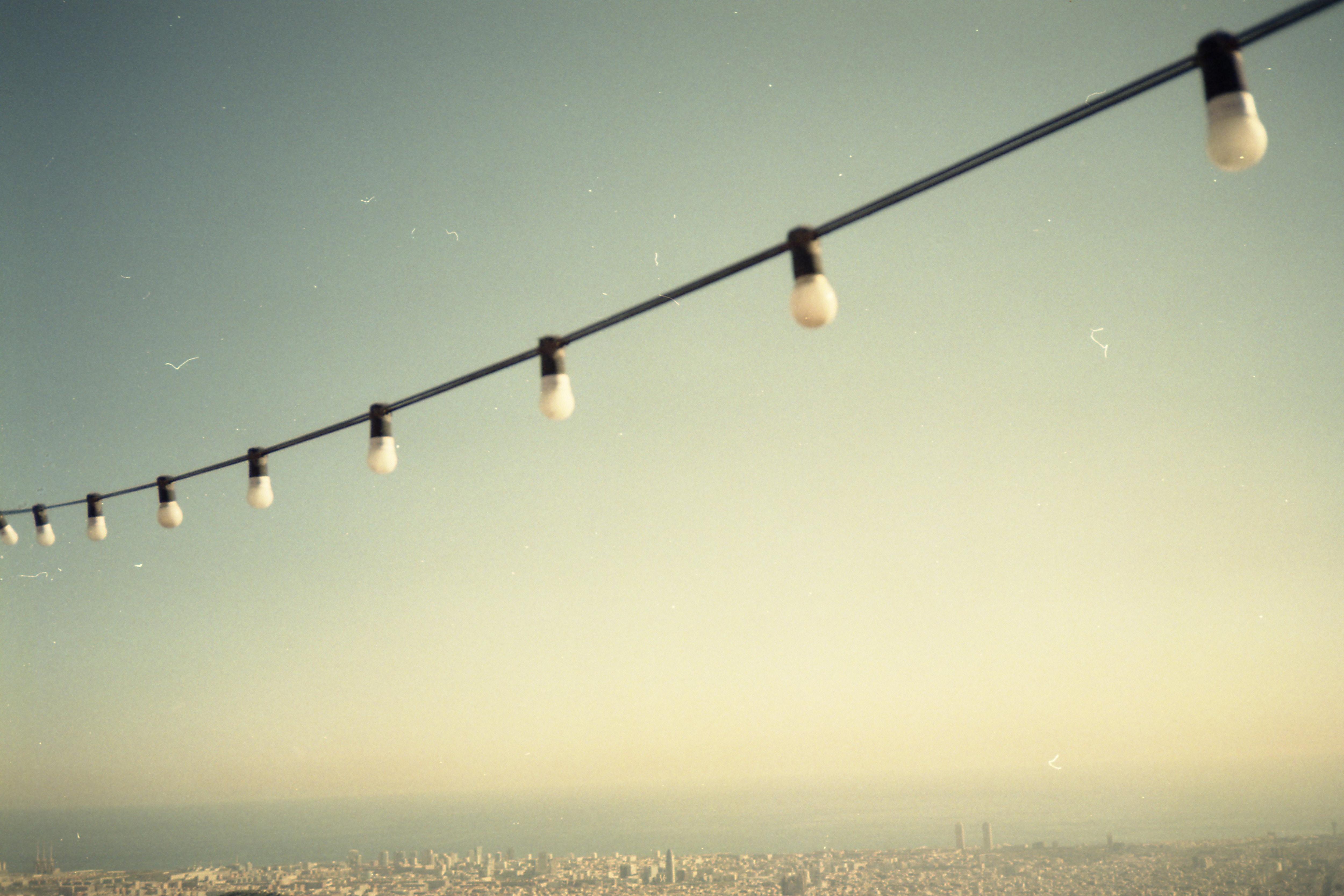 black string light