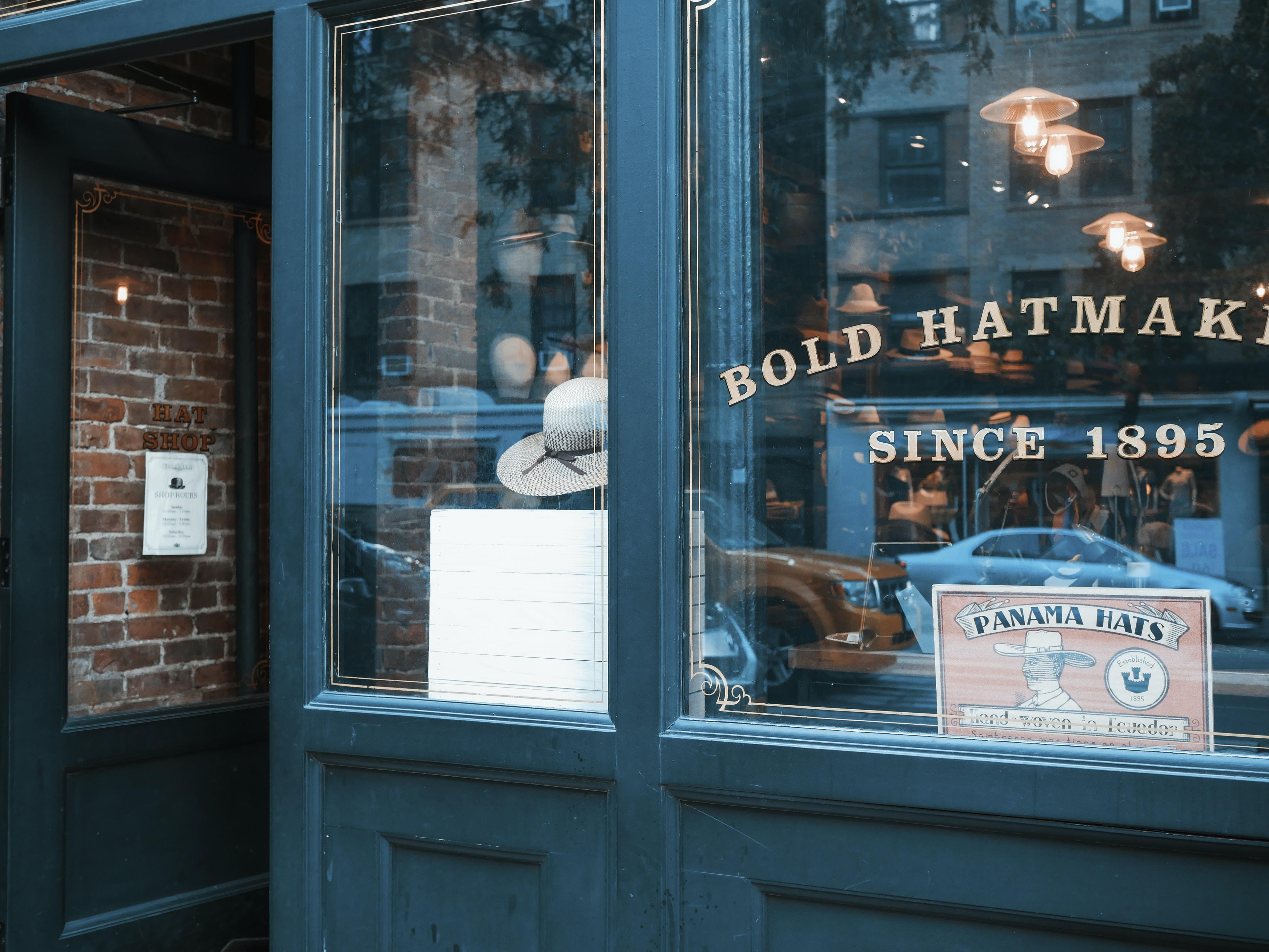 Bold Hatmak store
