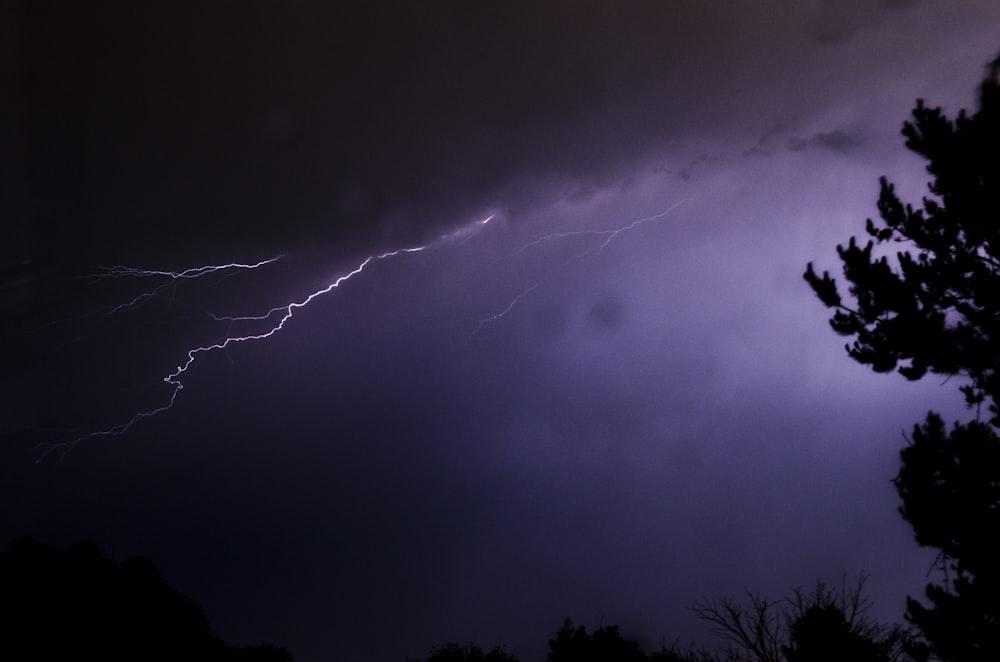 Red Lightning Pictures Download Free Images On Unsplash
