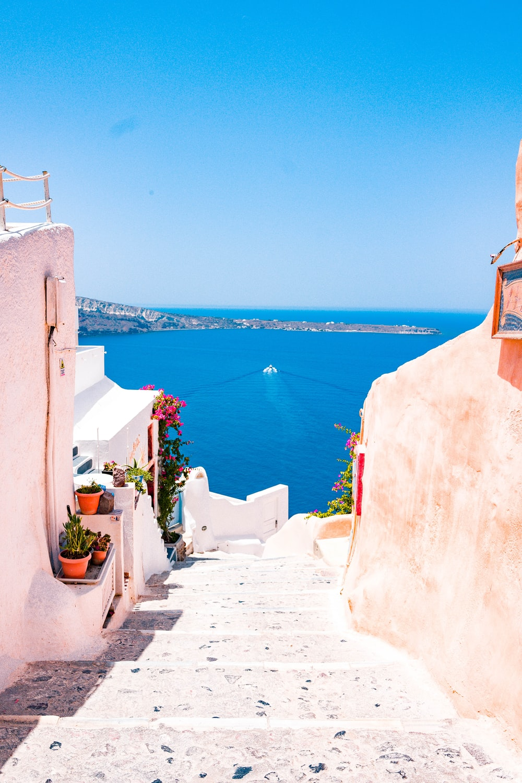 500 Santorini Pictures Stunning