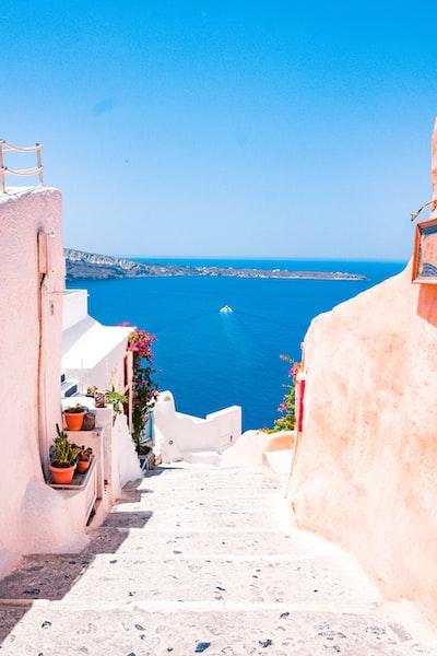 Pathway to the Mediterranean