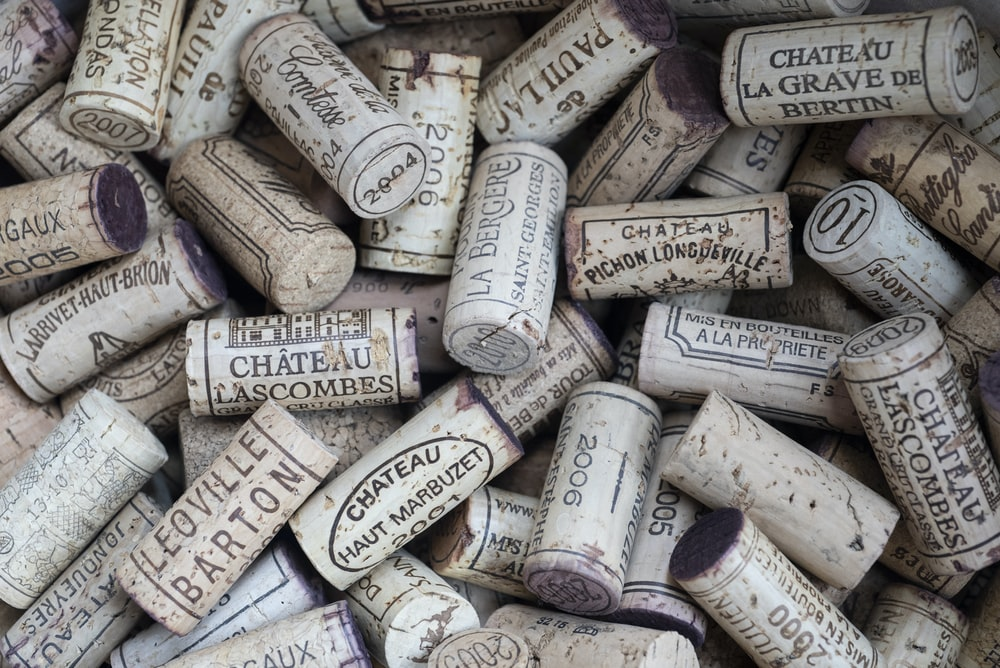 bottle cork lot