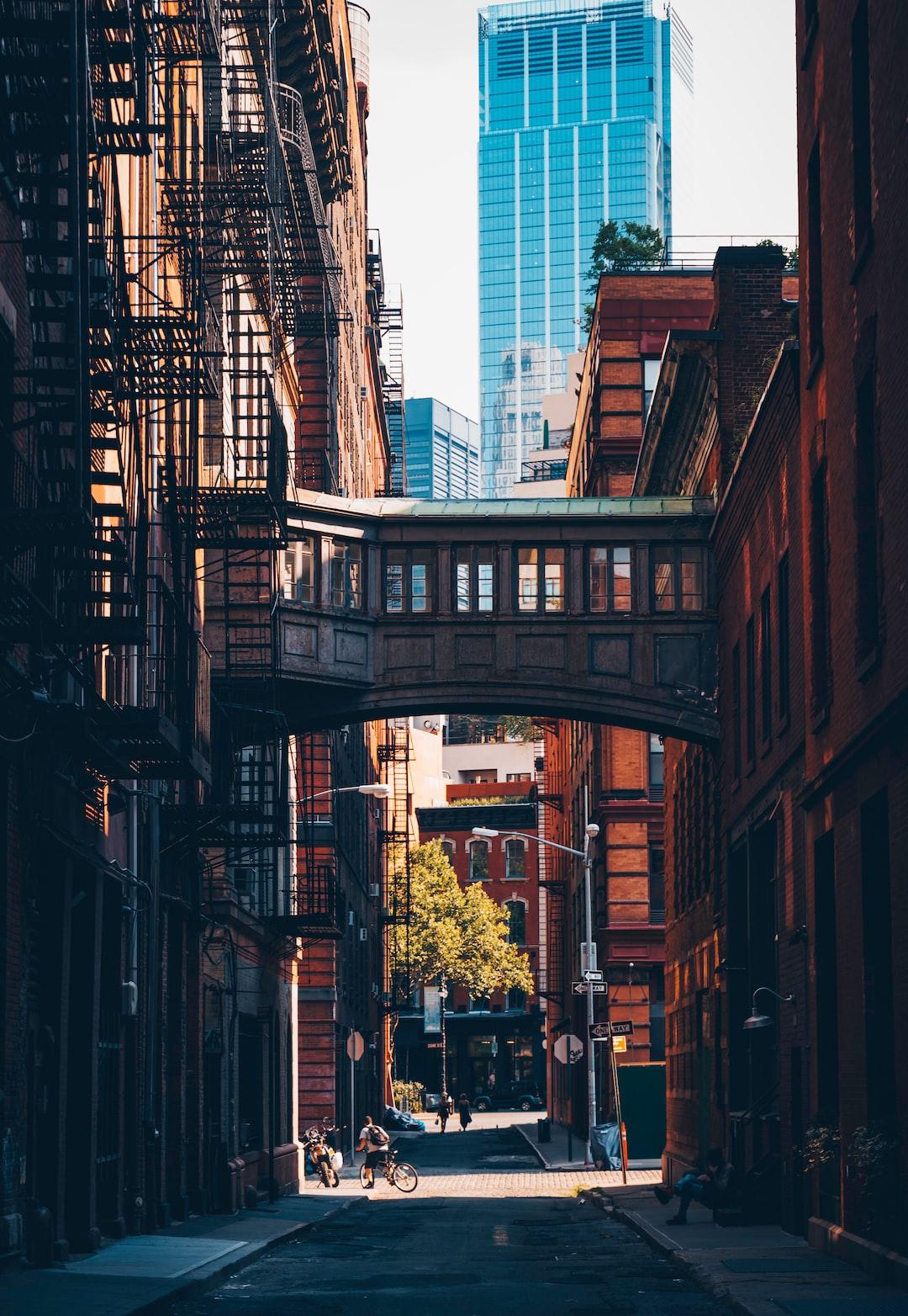 A classic New York City gem.