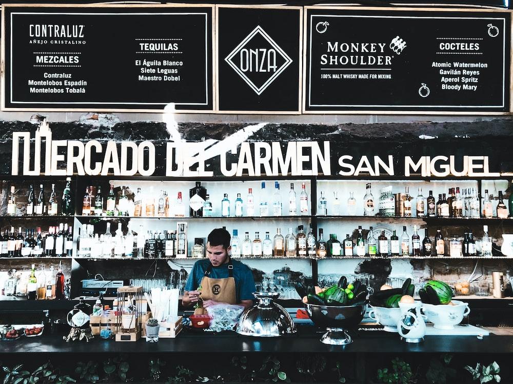 Mercado Del Carmen San Miguel store