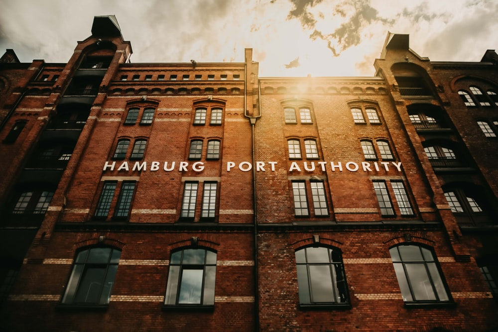 Hamburg Port Authority building