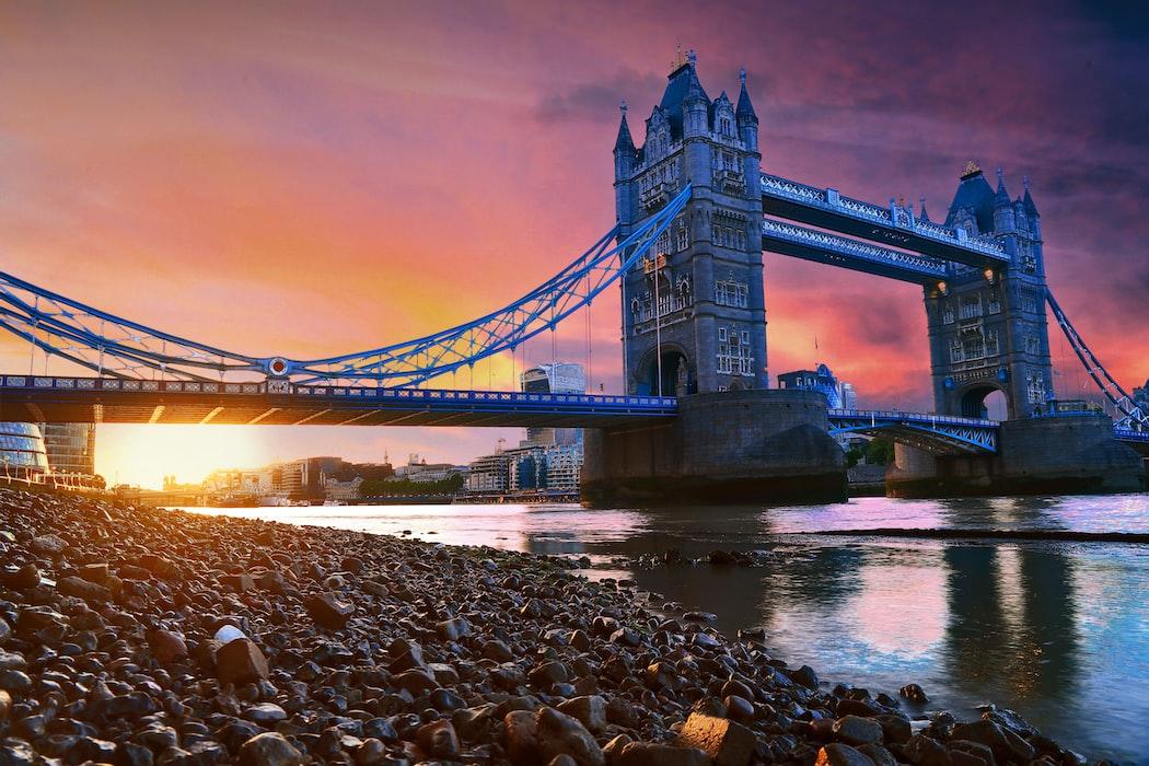 bridge, tower bridge, london, thames