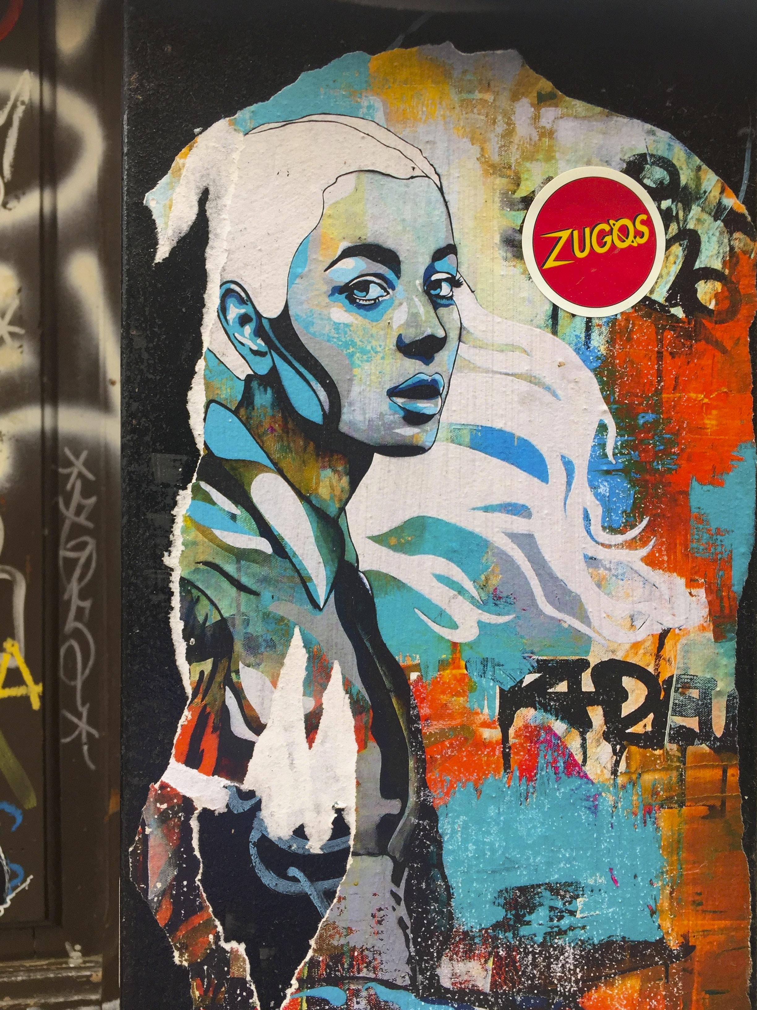 Zugos digital wallpaper