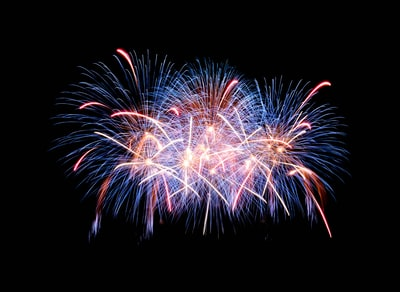 fireworks display firework zoom background