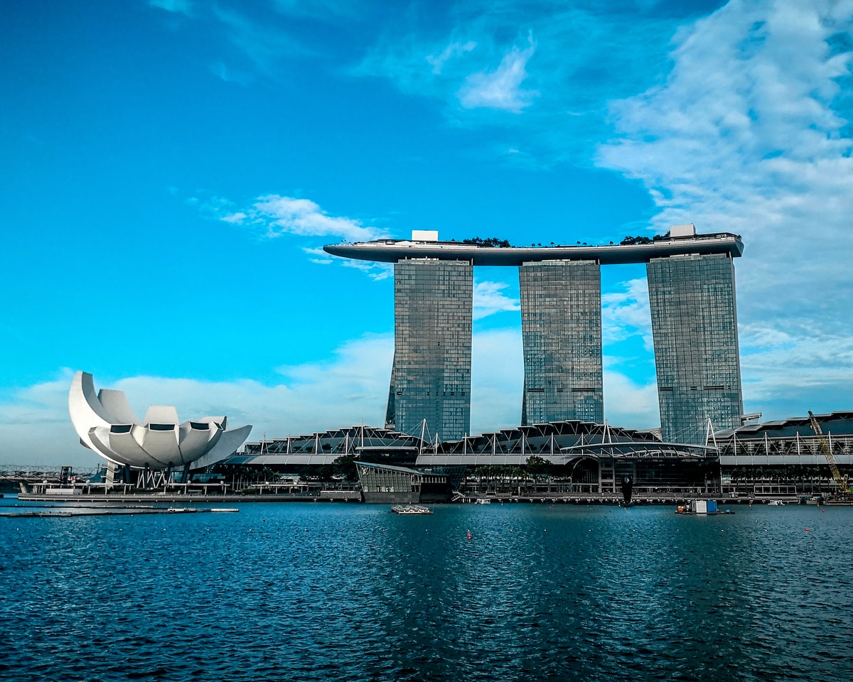 View from the River Boat. Best Places to Visit in SINGAPORE.