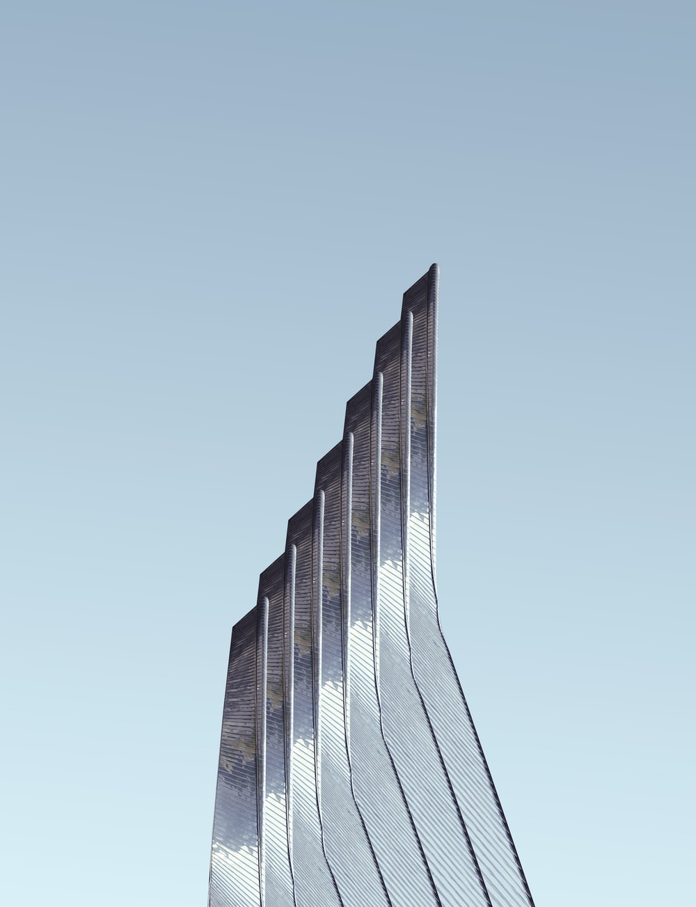 silver structural design building