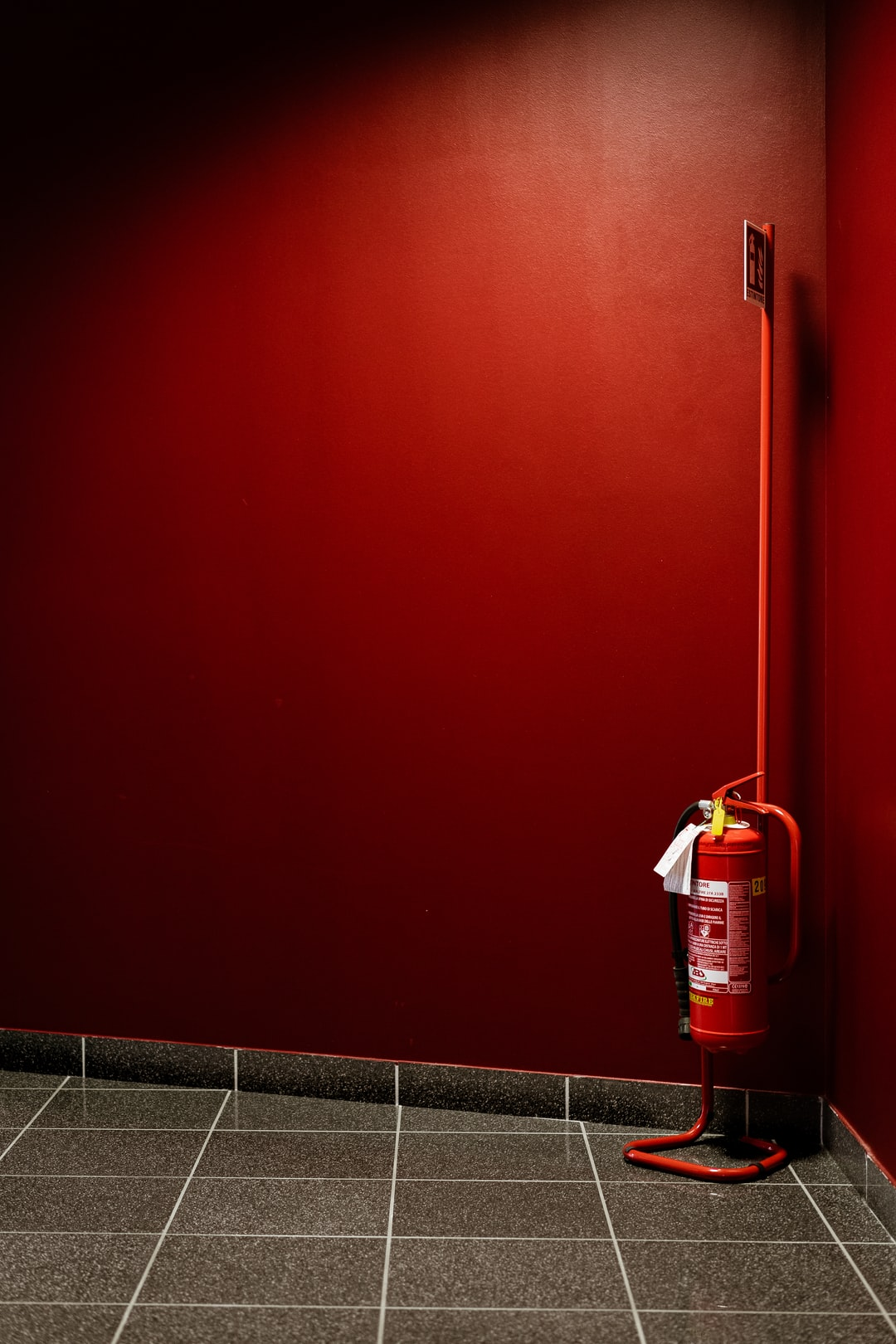 Which fire extinguisher do I need for the office?