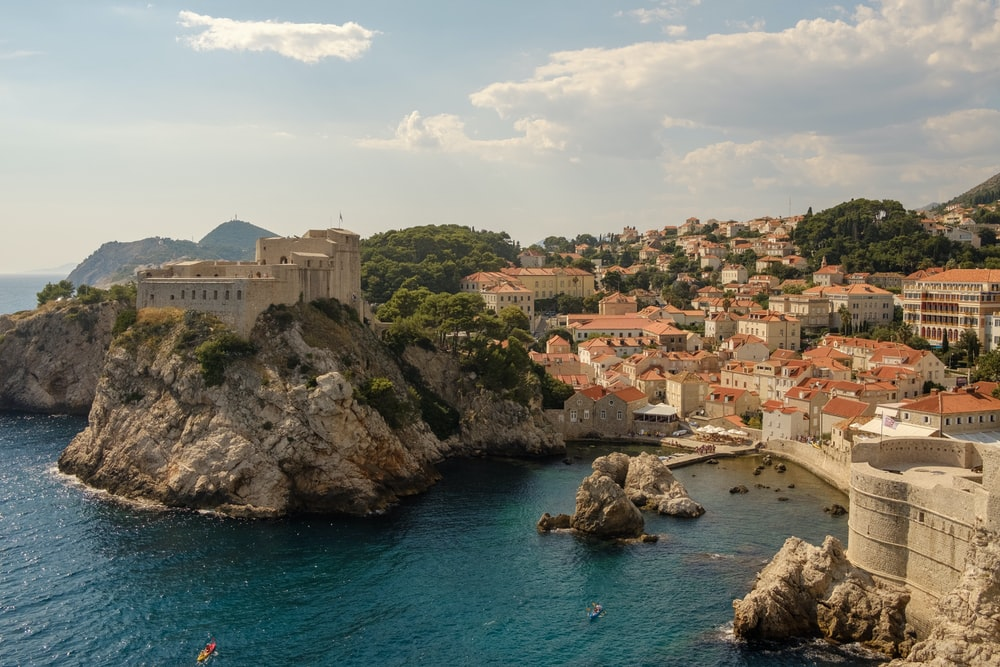romantic cities in europe dubrovnik