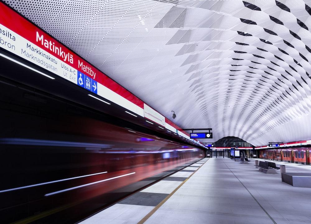 subway interior