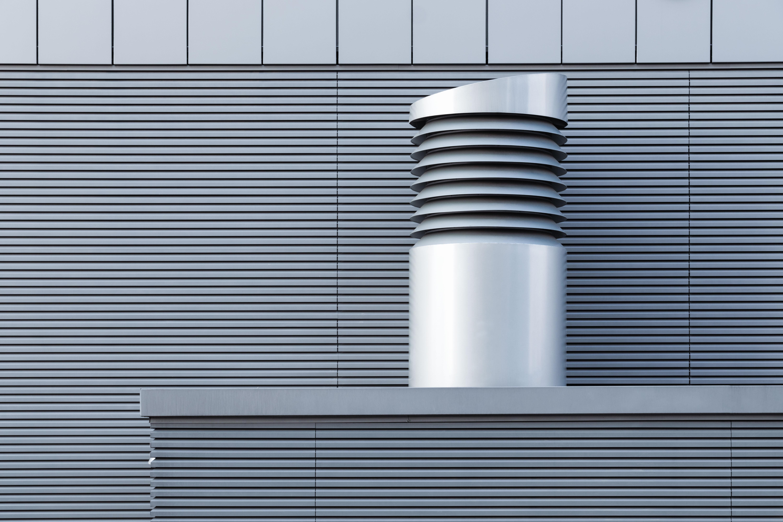 gray tube type lamp