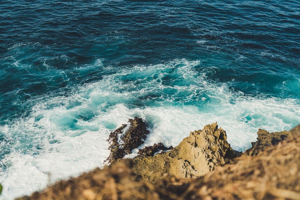 rocky coastal waters