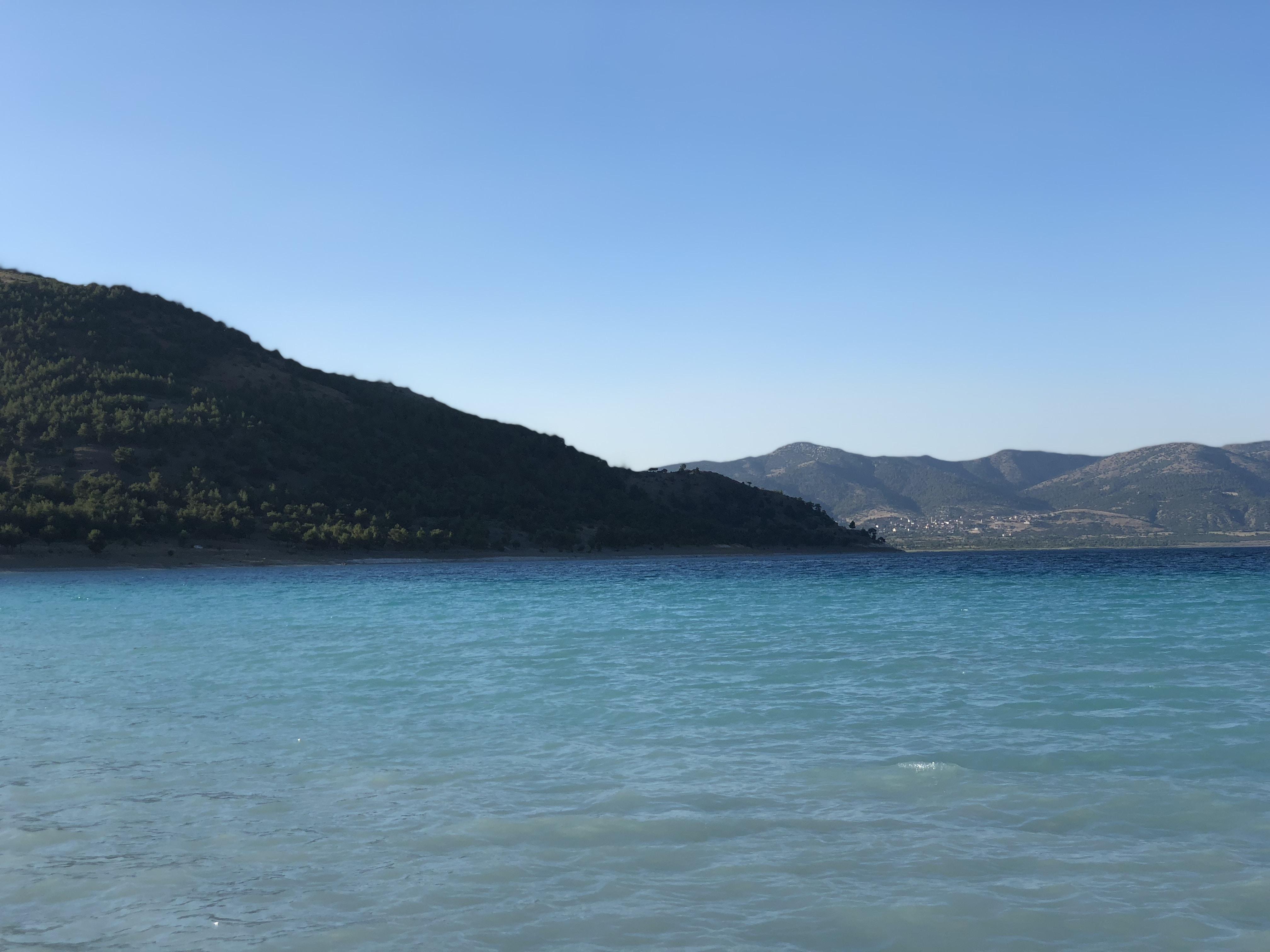 Salda Lake Turkeys Eminent City Of Hd Photo By Osman Daban