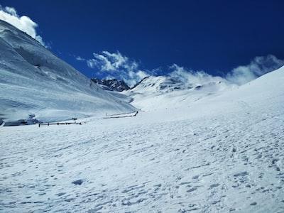 samedi 3 mars 2018 les montagne dans la neige au Pas de la Casa en Andorre