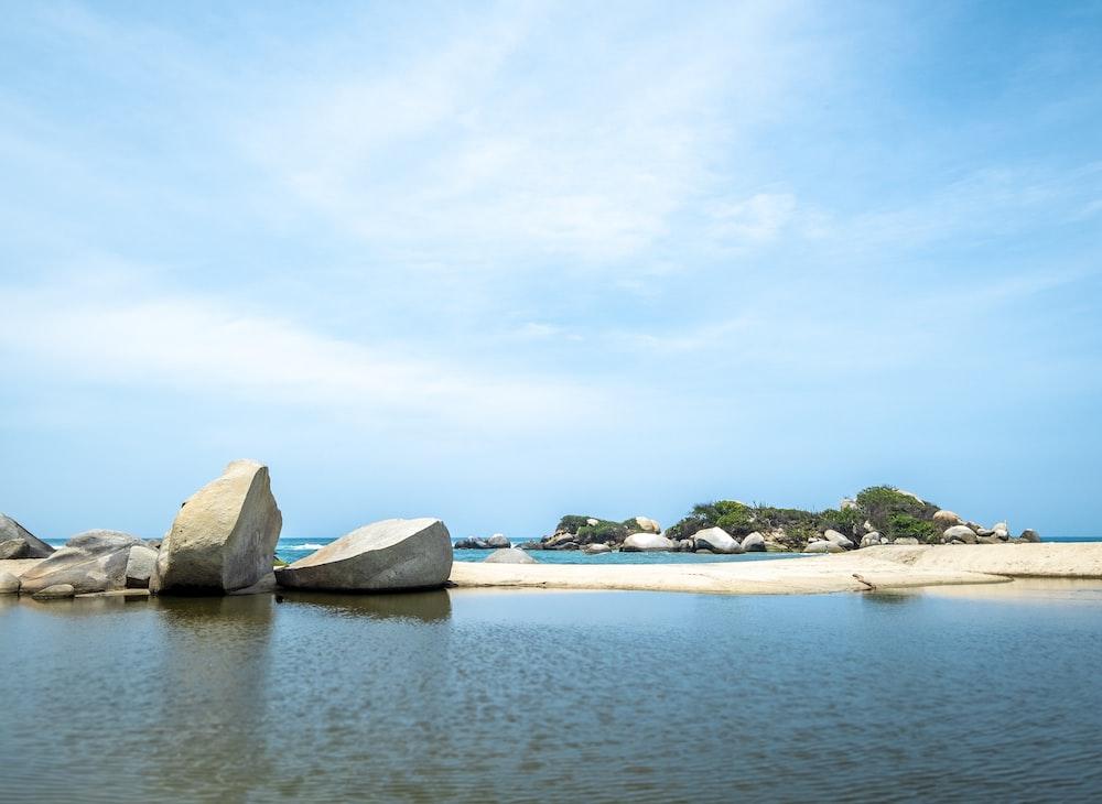 white islet