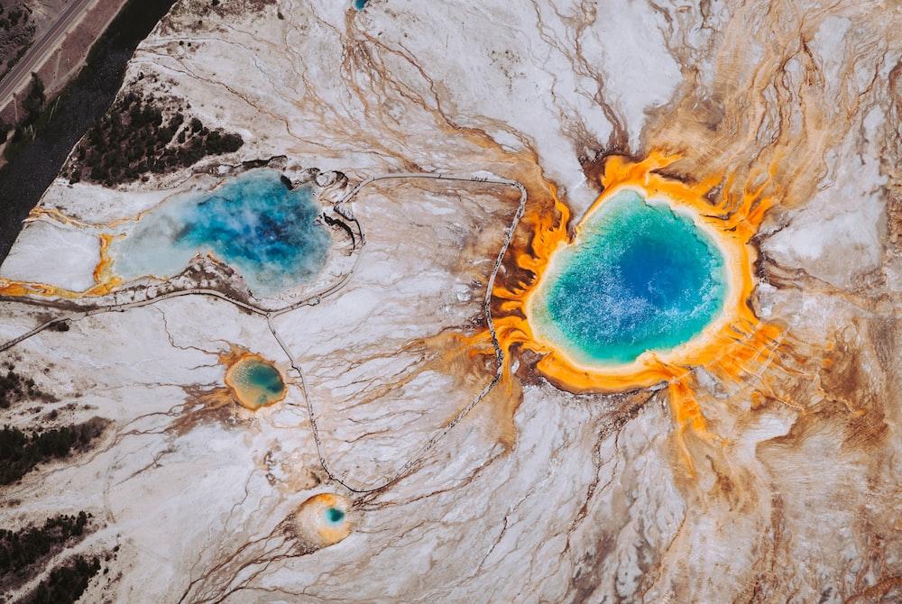 Los géyseres son una forma muy original de la naturaleza de demostrar lo mucho que mola