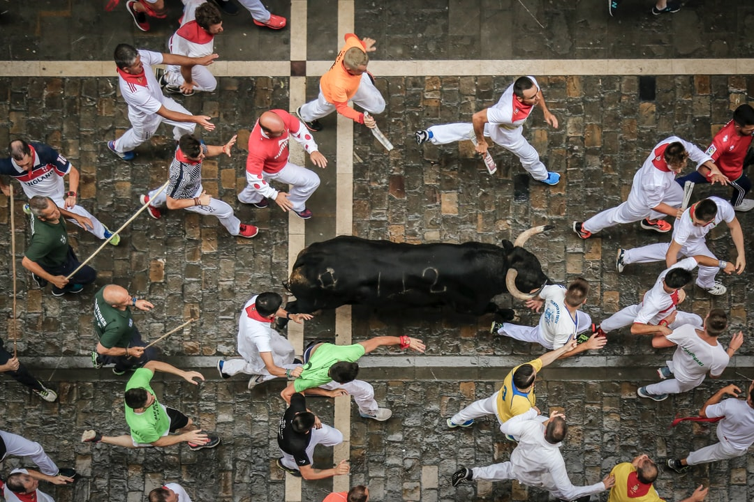 SF Man Gored By Bull In Pamplona Was Trying To Shoot A Selfie Video