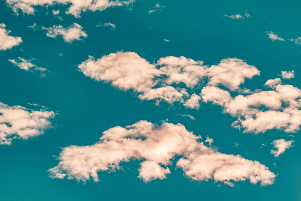 white clouds during daytime