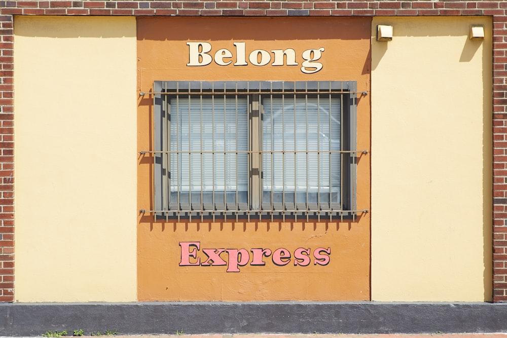 Belong Express facade